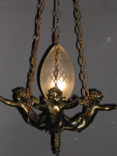 Engeltjes hanglamp