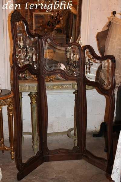 Antiek Frans kamerscherm