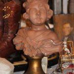 Gipsen buste