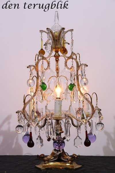 Italiaanse tafel lamp