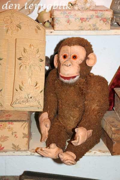 Speelgoed aapje