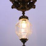 antieke hal lamp