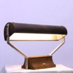 oude bureau lamp