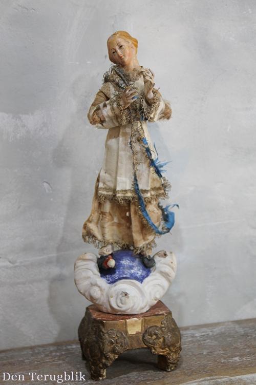 antieke Madonna
